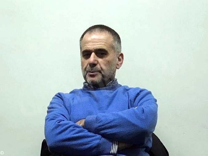 Giuliano Mollo, storico agente pubblicitario di Gazzetta d'Alba pronto per la pensione
