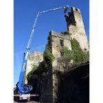 Il castello di Gorzegno è più sicuro