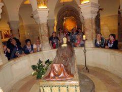 Gli albesi pellegrini di pace nella terra dov'è nato Gesù 14