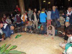 Gli albesi pellegrini di pace nella terra dov'è nato Gesù 27