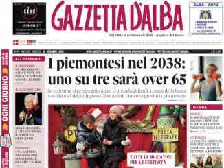 Le notizie principali del numero in edicola il 10 dicembre