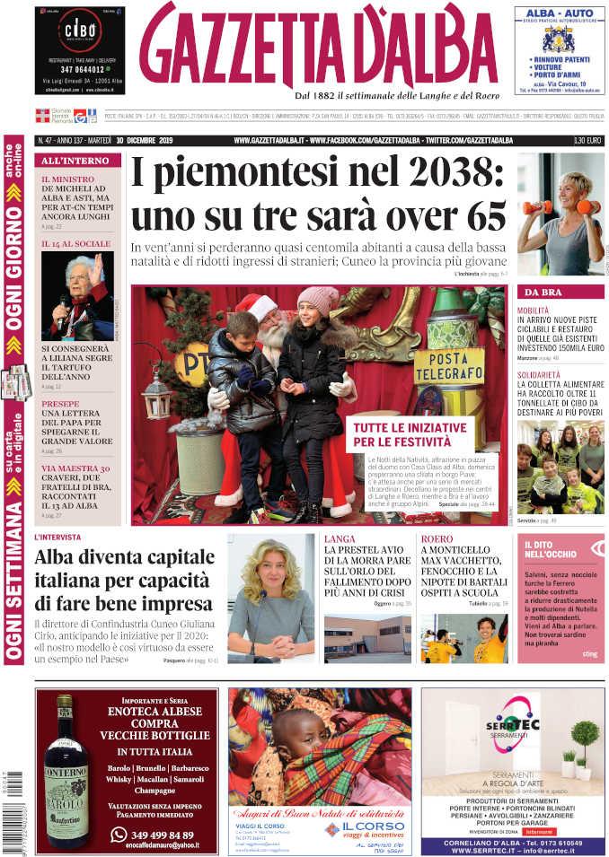 Prima_pagina_Gazzetta_Alba_47_19