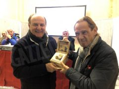 Gerry Scotti ospite alla Fiera del tartufo di Santo Stefano Roero 1