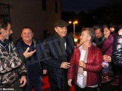 Gerry Scotti ospite alla Fiera del tartufo di Santo Stefano Roero