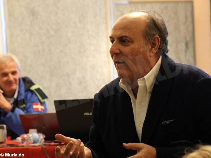 Gerry Scotti ospite alla Fiera del tartufo di Santo Stefano Roero 4