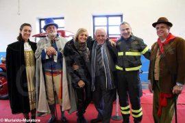 La patronale dei Vigili del fuoco di Alba 2