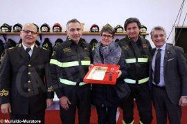 La patronale dei Vigili del fuoco di Alba 3