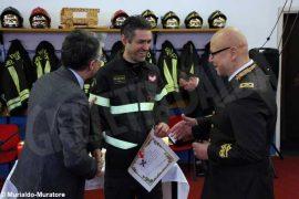 La patronale dei Vigili del fuoco di Alba 5