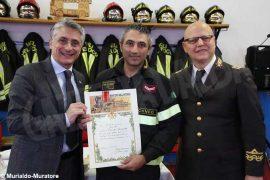 La patronale dei Vigili del fuoco di Alba 6