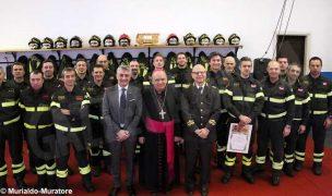 La patronale dei Vigili del fuoco di Alba 8
