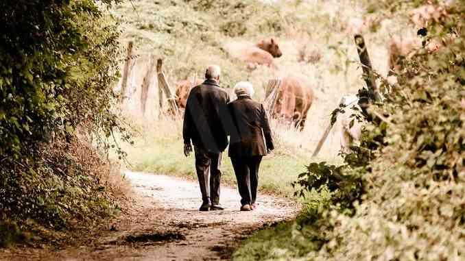 Tra venti anni, nel 2038, un terzo dei piemontesi avrà più di 65 anni