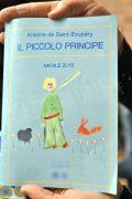 Piccolo principe scelto per la recita natalizia dei bambini dell'asilo Miroglio 1