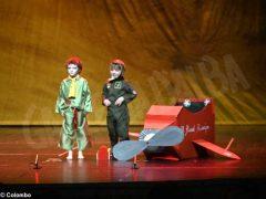 Piccolo principe scelto per la recita natalizia dei bambini dell'asilo Miroglio 10