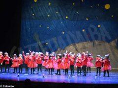 Piccolo principe scelto per la recita natalizia dei bambini dell'asilo Miroglio 13