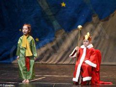 Piccolo principe scelto per la recita natalizia dei bambini dell'asilo Miroglio 14