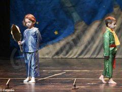 Piccolo principe scelto per la recita natalizia dei bambini dell'asilo Miroglio 16
