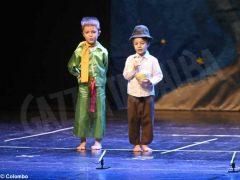 Piccolo principe scelto per la recita natalizia dei bambini dell'asilo Miroglio 17