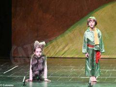 Piccolo principe scelto per la recita natalizia dei bambini dell'asilo Miroglio 26