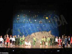 Piccolo principe scelto per la recita natalizia dei bambini dell'asilo Miroglio 27
