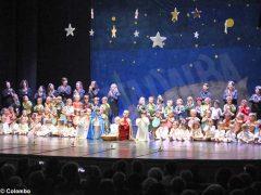 Piccolo principe scelto per la recita natalizia dei bambini dell'asilo Miroglio 29