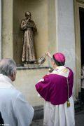 Inaugurata lastatua di don Alberione al santuario della Madonna dei fiori di Bra 4
