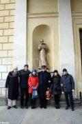 Inaugurata lastatua di don Alberione al santuario della Madonna dei fiori di Bra 9