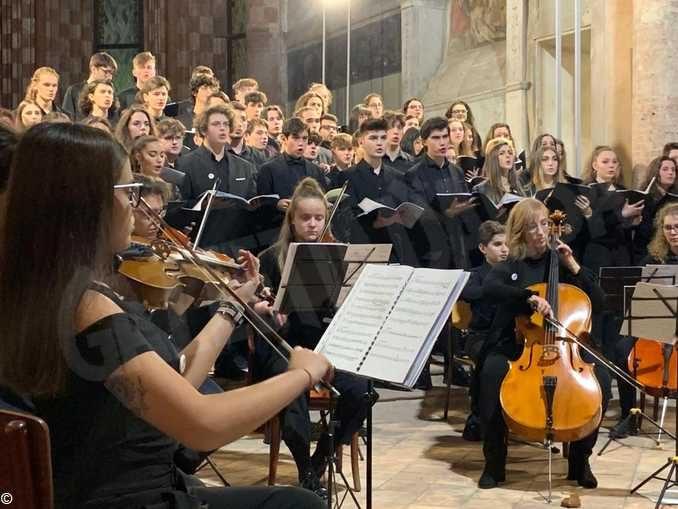 Liceo musicale Da Vinci, per Natale un concerto assieme a Ego Bianchi e Govone
