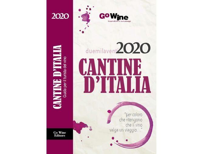 Cantine d'italia 2020 la guida Go wine per il turista del vino
