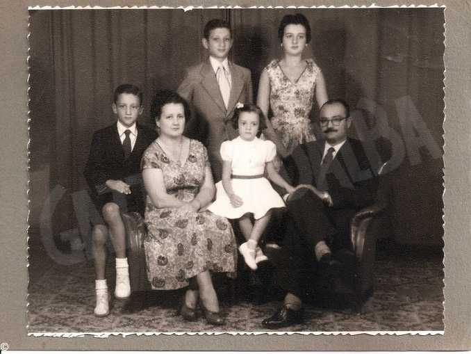 famiglia balla argentina