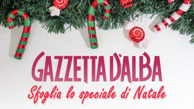 """Speciale """"Natale con Gazzetta d'Alba"""" n. 1"""