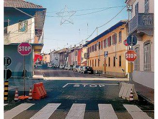 A Sommariva del Bosco incrocio più sicuro tra via IV novembre e via Canale