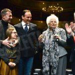Nel 70° anniversario della medaglia d'oro Alba consegna il Tartufo dell'anno alla senatrice Liliana Segre