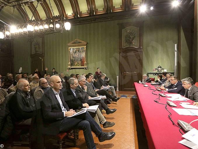 riunione sindaci provincia alba