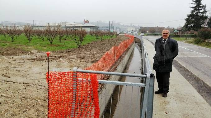 Allargata la provinciale a Piana Gallo in vista della futura pista ciclabile