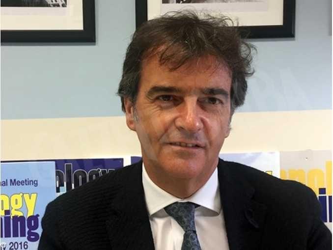 Questa mattina il medico albese Cesare Marco Scoffone ospite di Tutta salute su Raitre