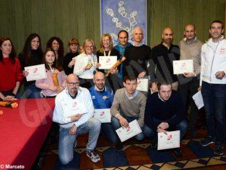 Podismo, premiati i maratoneti dell'associazione 42,195 18