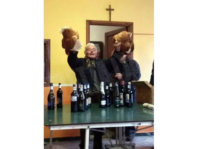 Ceresole: asta di prodotti locali in occasione della festa di sant'Antonio