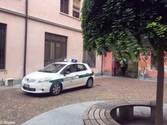 San Sebastiano, protettore della Polizia locale: entra in servizio l'auto donata dagli eredi Boella