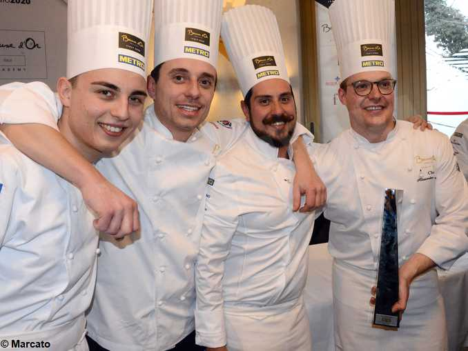 Bocuse d'Or finale Italia 2020 (8)