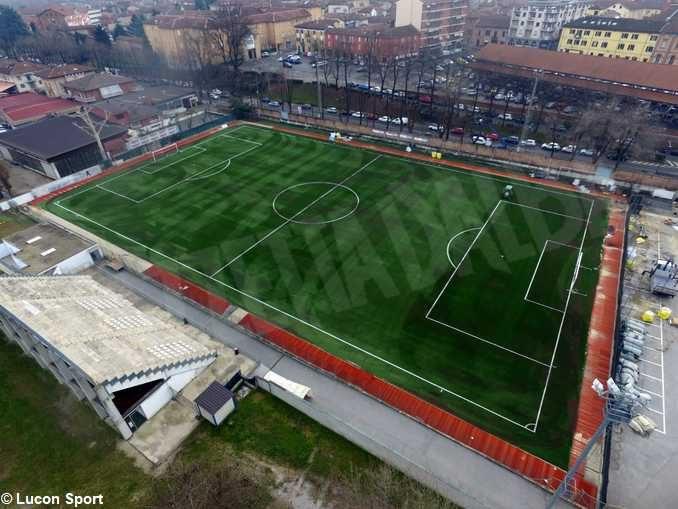 """Alba, 385 mila euro per il restyling dello stadio """"Coppino"""""""