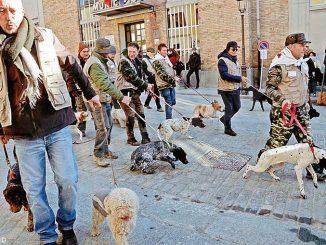 Domenica a Canale trifolao e cani salutano la fine della stagione