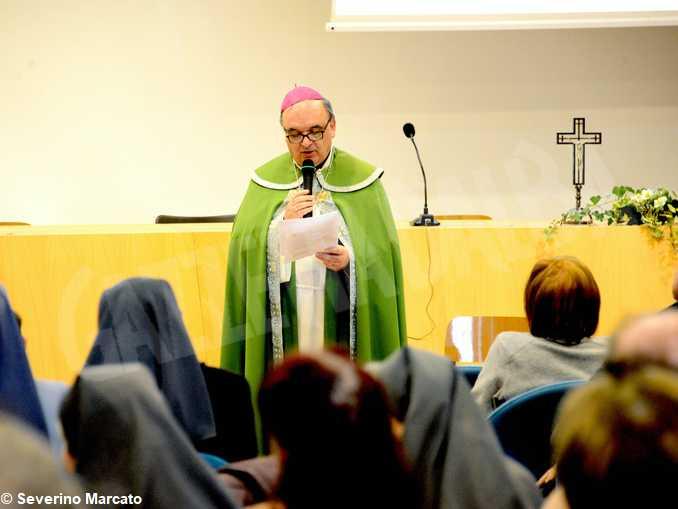 DomenicaDellaParola Monsignor Marco Brunetti