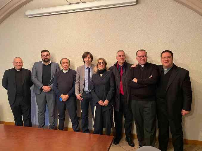 Mauro Ungaro nuovo presidente della Fisc Federazione italiana stampa cattolica