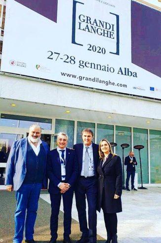 Con Grandi Langhe Alba degusta in anteprima le nuove annate di Barolo, Barbaresco e Roero 1
