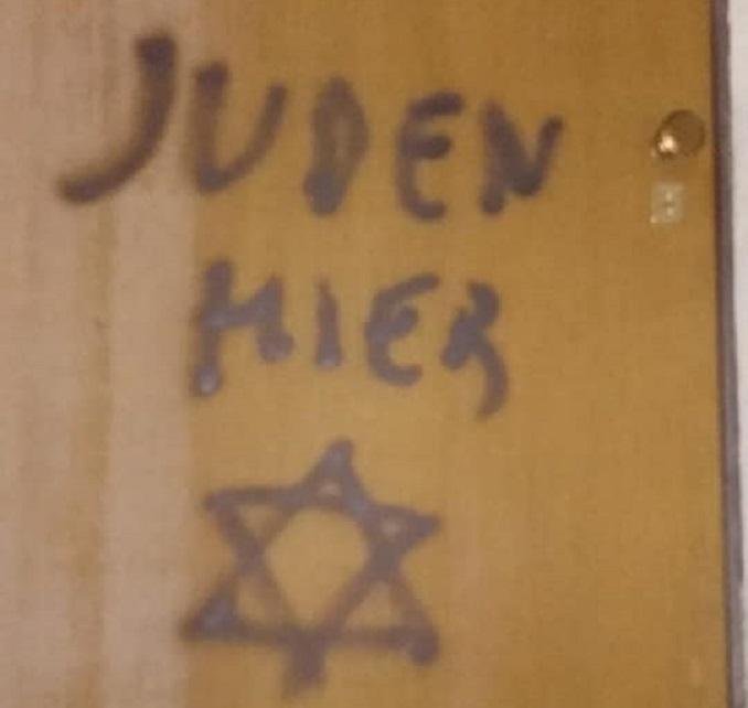 Juden hier