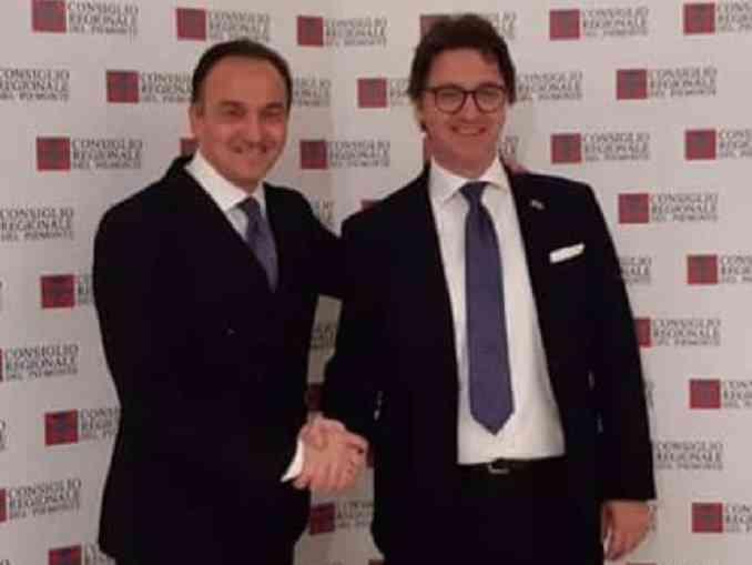 Davide Nicco, ex sindaco di Villastellone, subentra a Rosso nel consiglio regionale