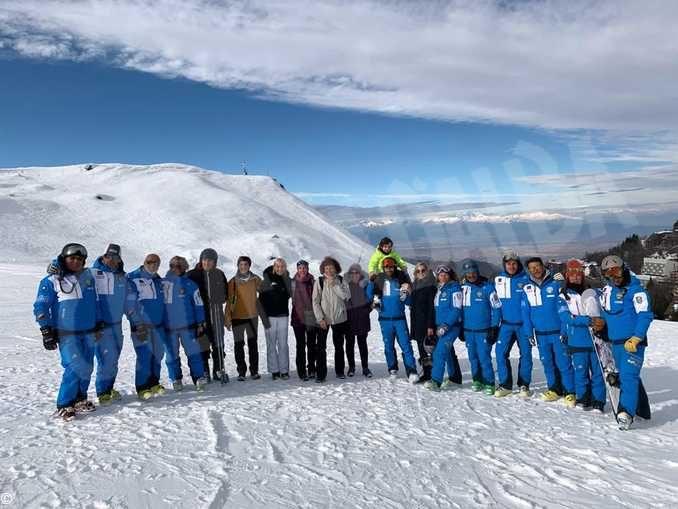 La scuola si sposta in montagna: i licei classico e artistico partecipano al progetto Sci e natura 2