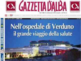 La copertina di Gazzetta d'Alba in edicola martedì 7 gennaio