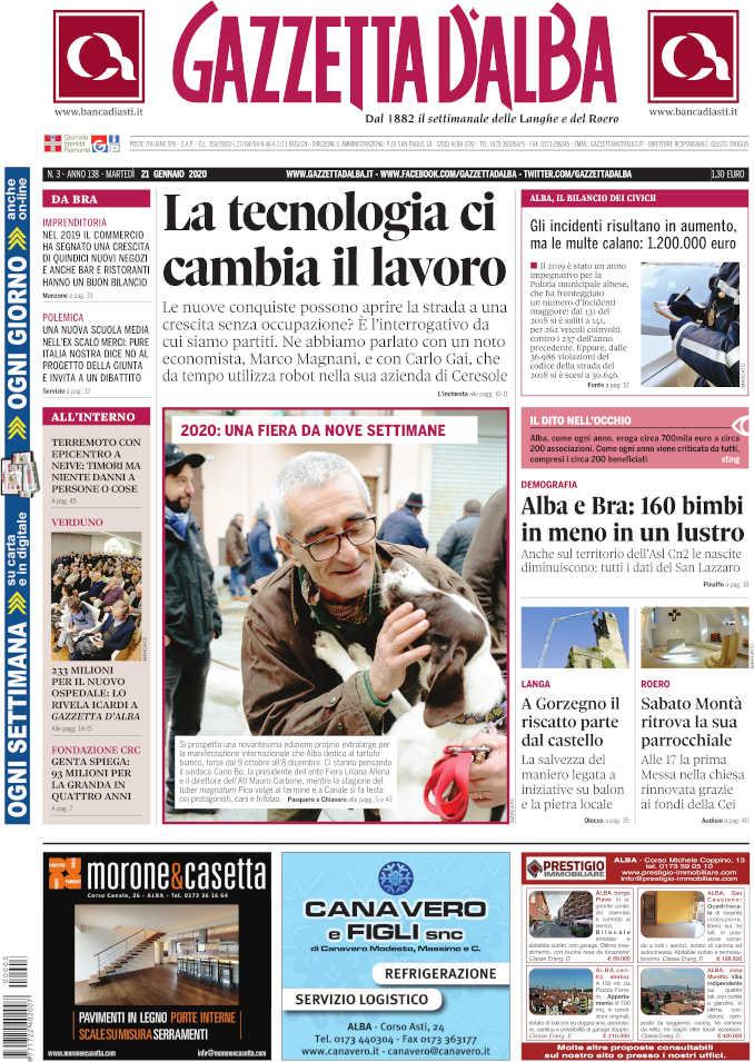 Prima_pagina_Gazzetta_Alba_03_20