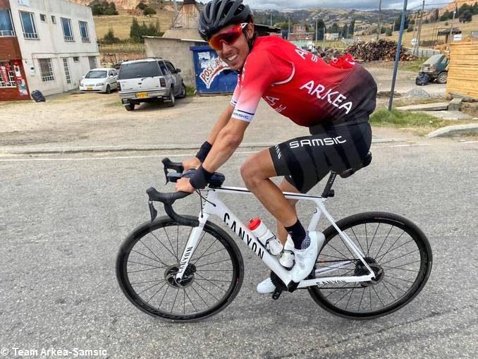 Diego Rosa inizia la nuova stagione alle isole Baleari